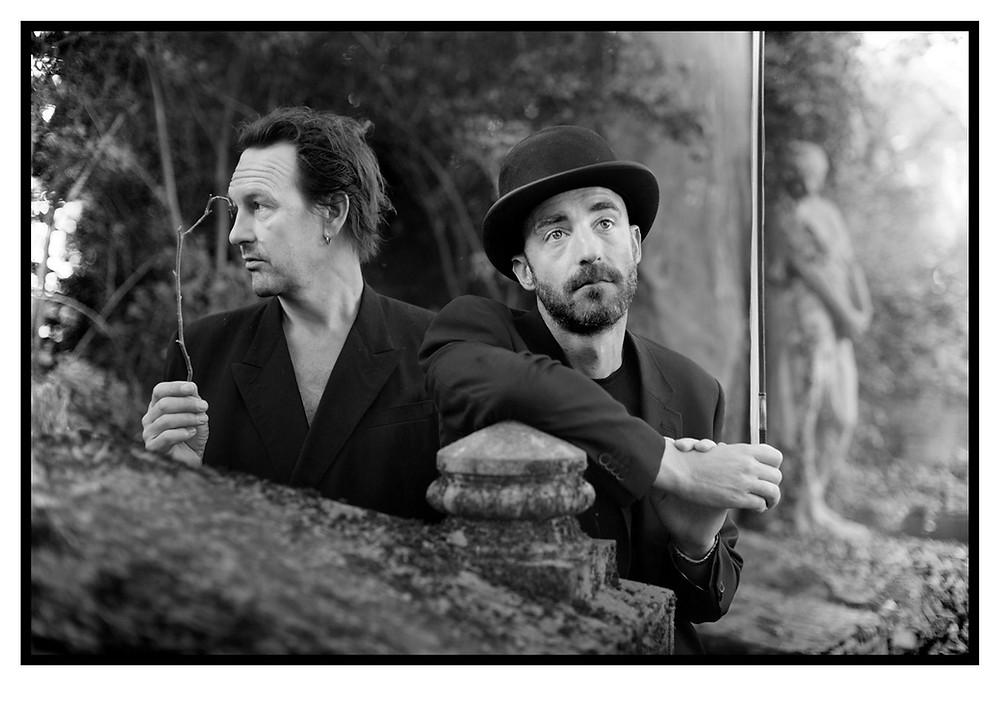 Derek & Renaud foto ©Koen Degroote