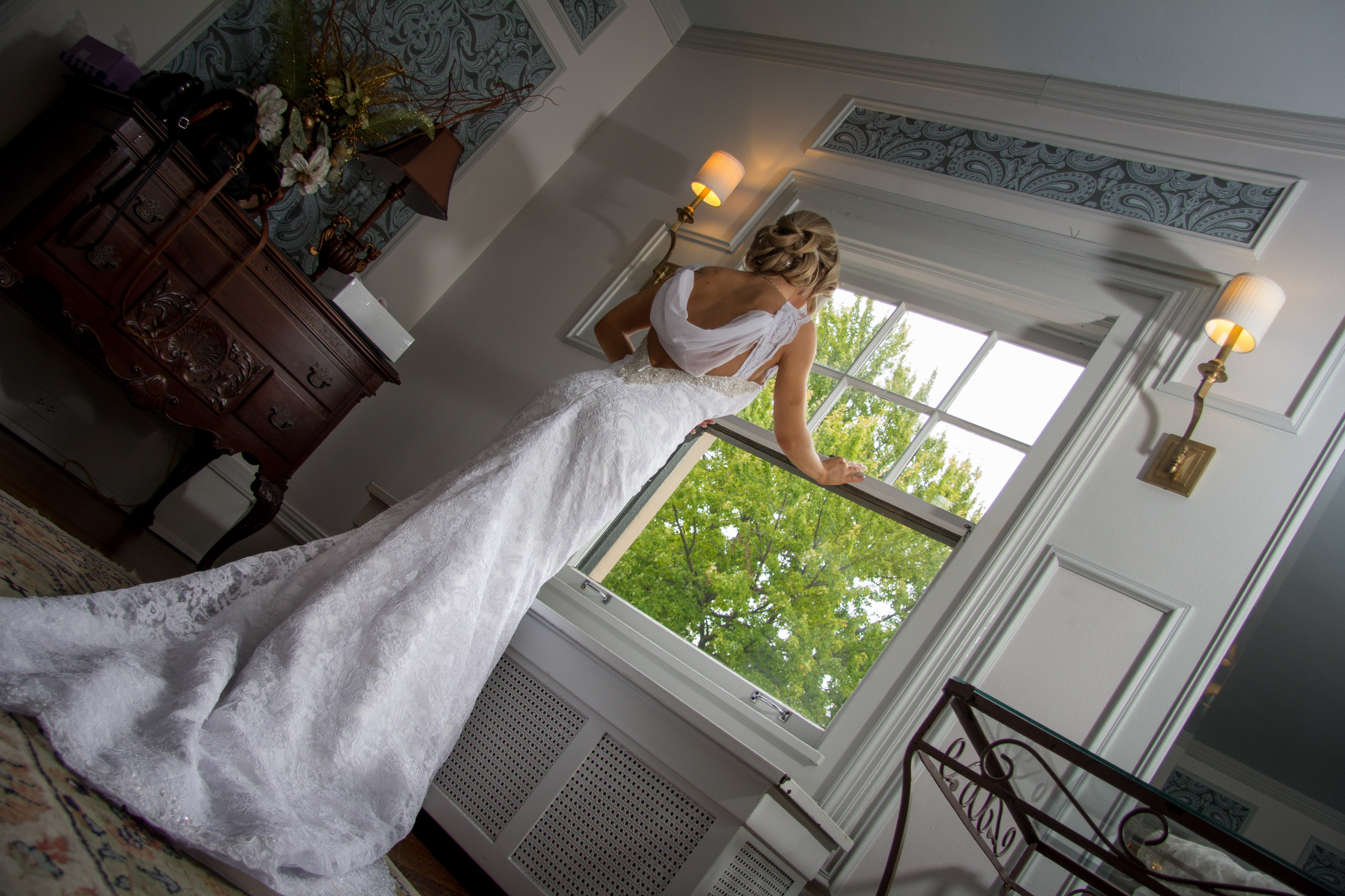Wedding Window Lookout