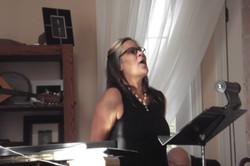 Singing Grieg at the Kilston's