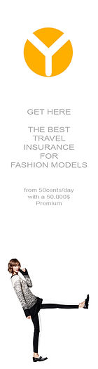 Get Here the Best Travel Insurance for Fashion Models