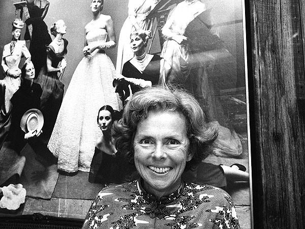 Eileen Ford, 1977