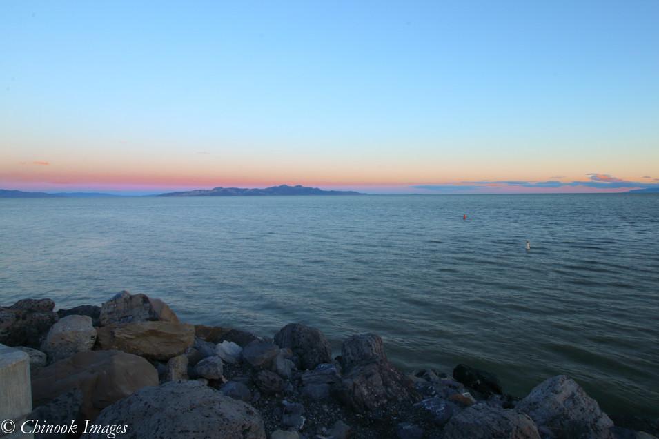 Sunrise, Great Salt Lake 2