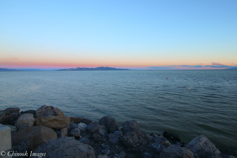 Sunrise, Great Salt Lake 2