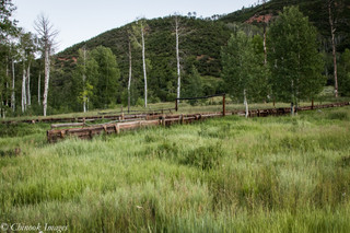 Abandoned Corral, WRNF