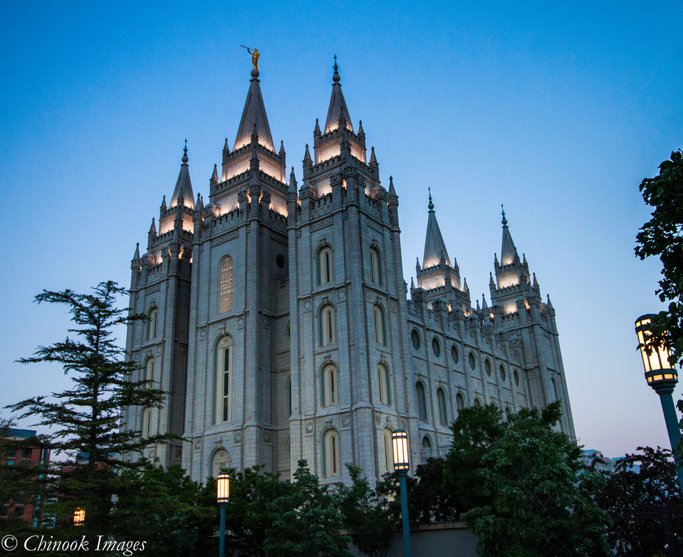 LDS Temple 2
