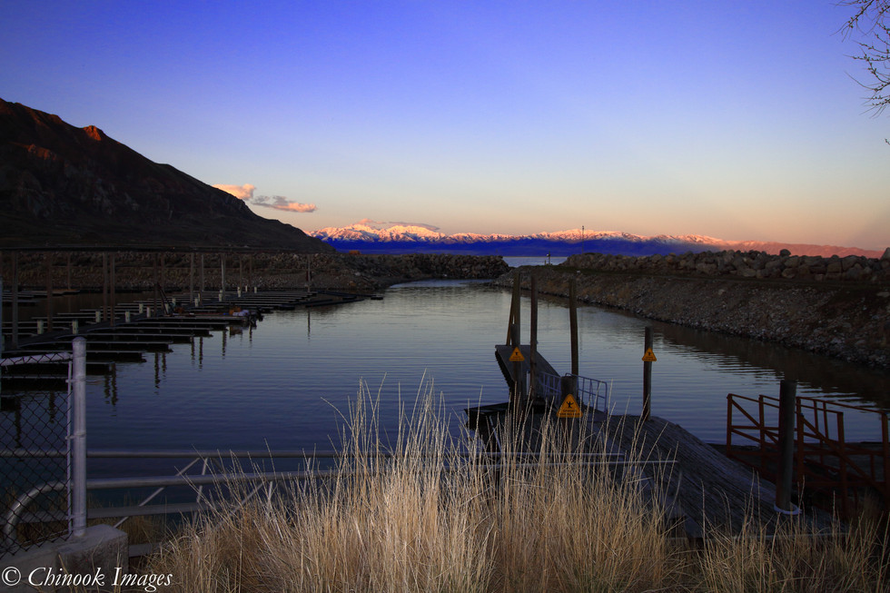 Sunrise, Great Salt Lake 3