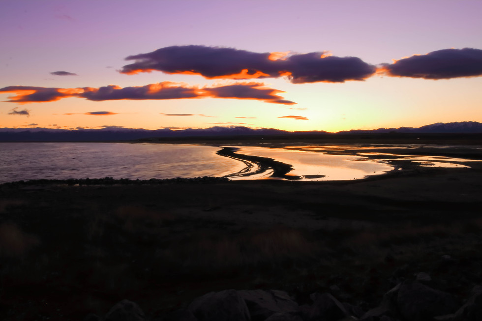 Sunrise, Great Salt Lake 4