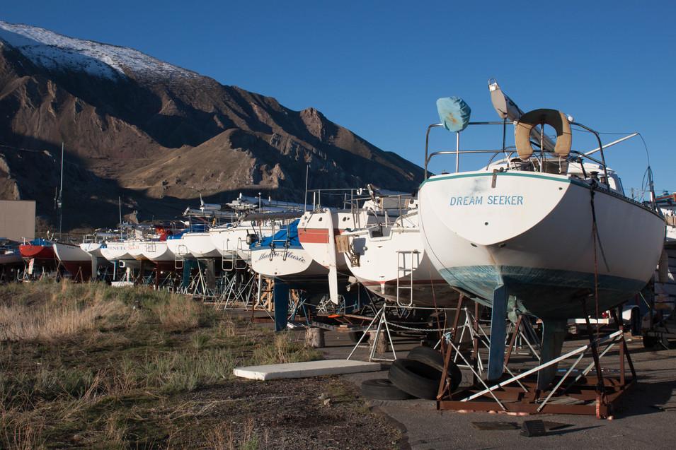 Drydocked! Great Salt Lake