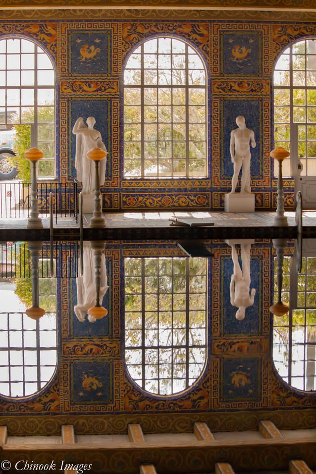 Swimming Pool, Hearst Castle