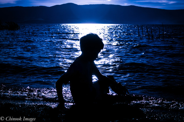 Bear Lake at Sunset