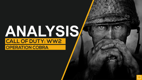 An Analysis of Call of Duty WW2: Operation Cobra