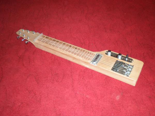 Lap Steel  (the Plank)