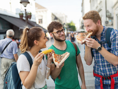 Travel: Save Money on Food Costs