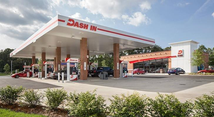 Dash-In Fuel Station and Convenience