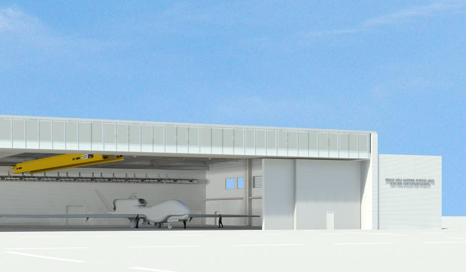 Maritime Surveillance Hangar