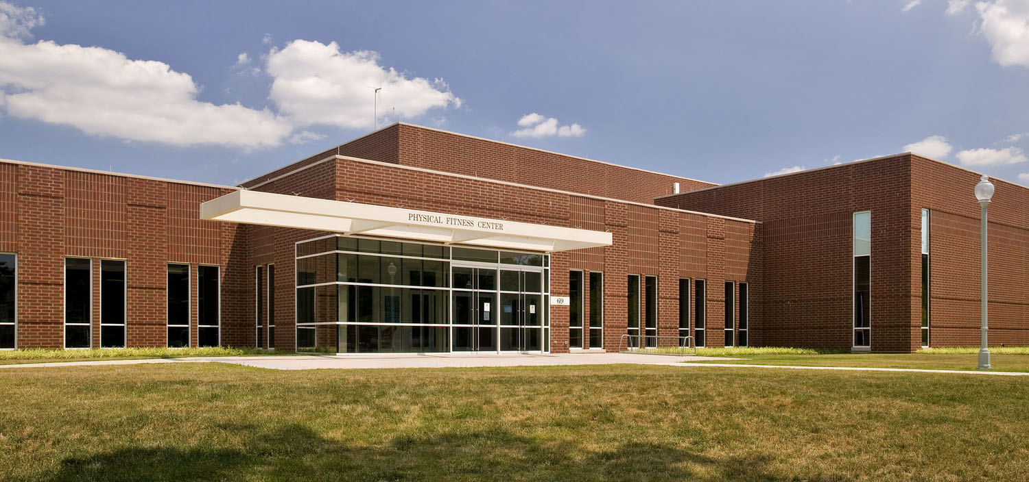 Fort McNair Physical Fitness Center