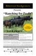 Bitterroot Stockgrowers Presents:  Dave Pratt