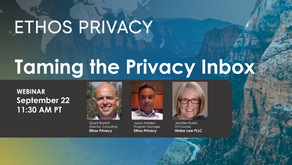 Tips for Managing Your Company's Privacy Inbox