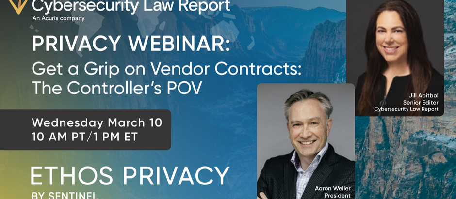 Are 3rd party contracts your weakest link? Listen to the webinar now and find out.