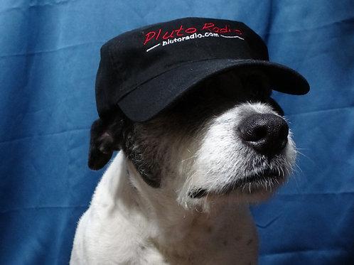 Pluto Radio Embroidered Hat