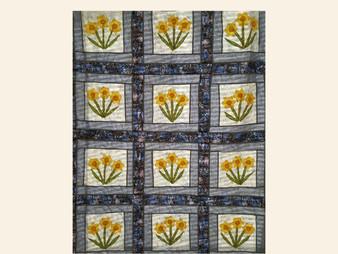 Daffodil Quilt Raffle