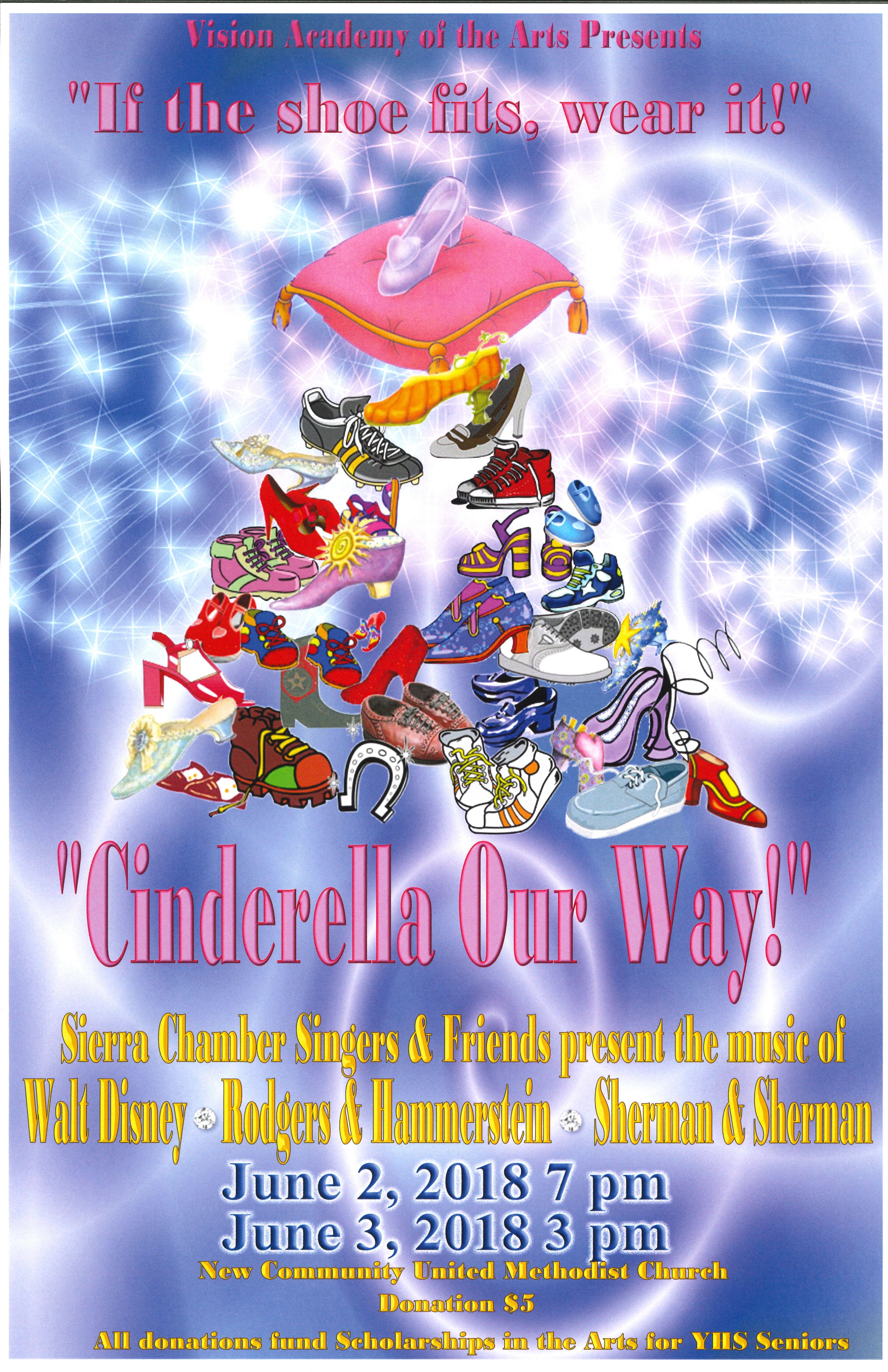 Cinderella Poster 2018