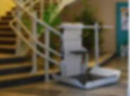 ลิฟท์บันไดสำหรับวีลแชร์ OMEGA