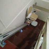 ผลงานการติดตั้ง ลิฟท์บันได 23