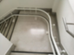 ประเภทลิฟท์บันได-รางคู่ดัดโค้ง