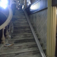 ผลงานการติดตั้ง ลิฟท์บันได 14