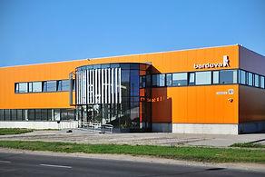 Office ของ Barduva ผู้ผลิตลิฟต์บ้าน SB200