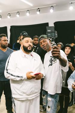 Dj Khaled Interview 2018