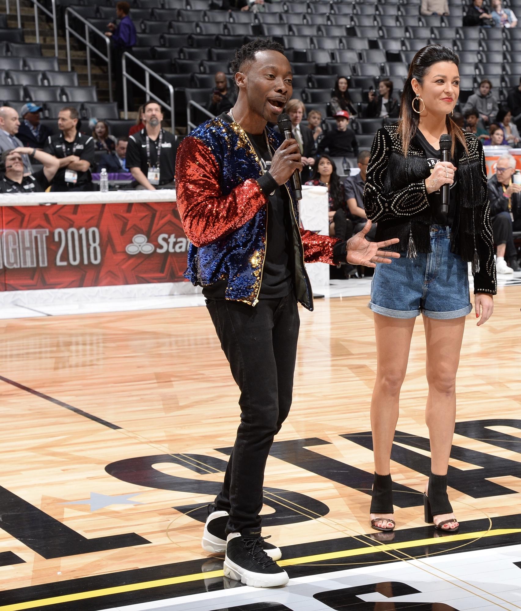 NBA Allstar 2018