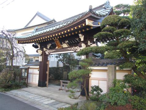 東京都葛飾区の寺院(賛助会員)*生前予約も可能です