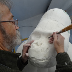 Michel Bassompierre - Sculpture monumentale