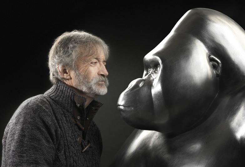 Michel BASSOMPIERRE sculpteur animalier.