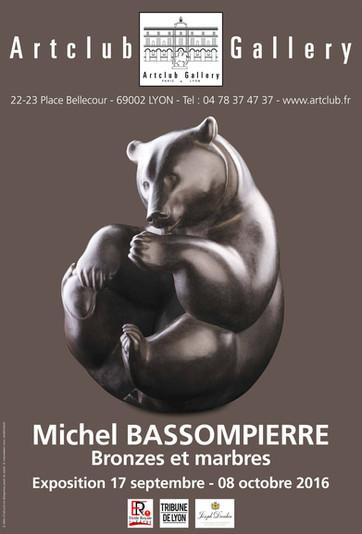 Solo exhibition Lyon 2016