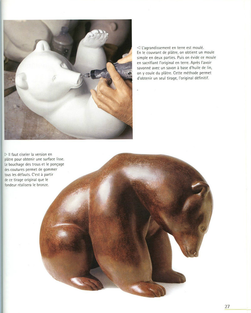 LA SCULPTURE - page 27