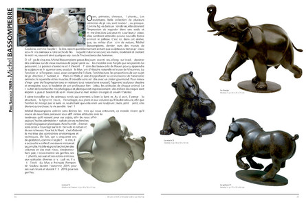 Salon National des Artistes Animaliers - pages 36-37