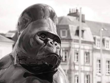 """""""Le Dominant n°5"""" une nouvelle sculpture monumentale"""