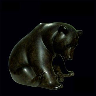 Michel BASSOMPIERRE - 050 The Ants n ° 2