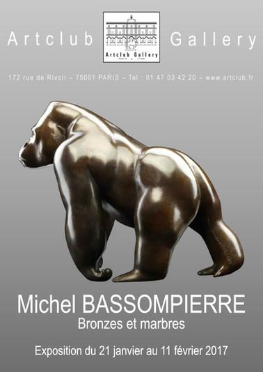 Personal exhibition in Paris, 2017