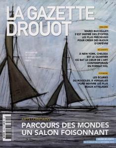 LA GAZETTE DROUOT n°1629 juillet 2016 -