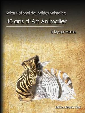 Salon National des Artistes Animaliers - Couverture