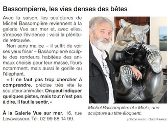 Ouest-France - 22 avril 2019