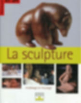 LA SCULPTURE - couverture