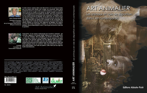 ART ANIMALIER Tome 9 - Couverture