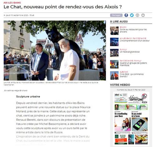 L'Hebdo des Savoie - 10 septembre 2020