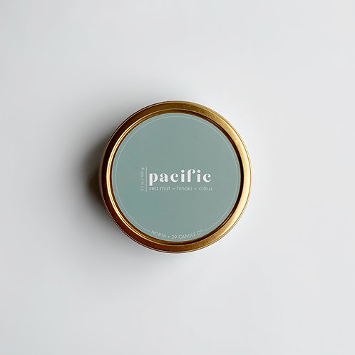 Pacific Travel Candle