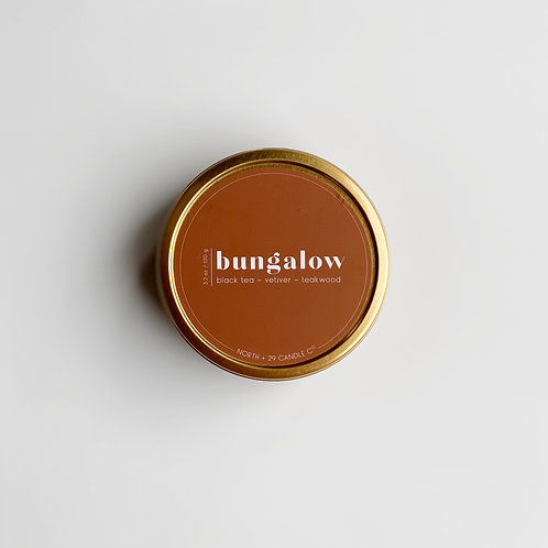 Bungalow Travel Candle